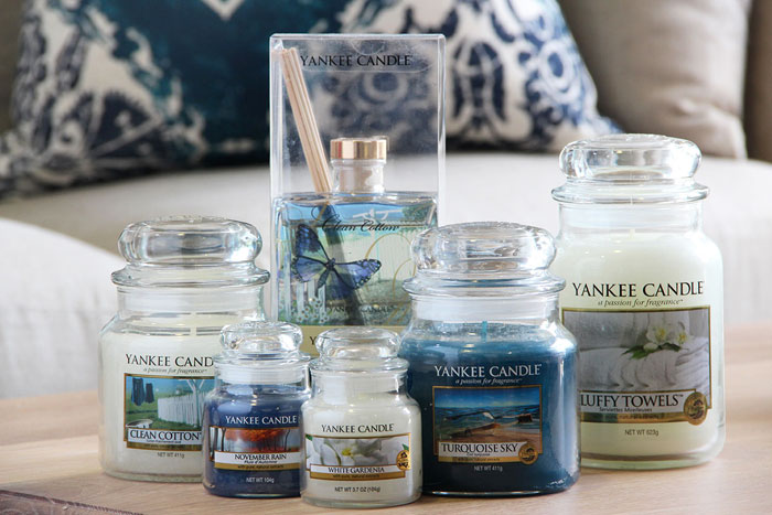 Yankee candles - gift ideas