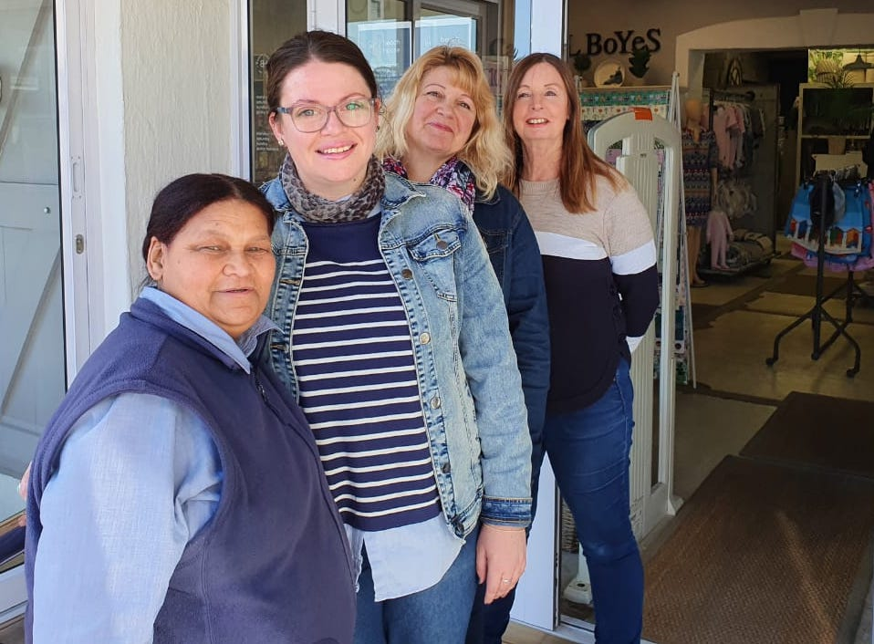 Beach House Hermanus team